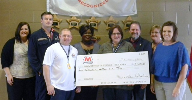 Barber Middle School : ... Petroleum Adopts Dropout Prevention Program at Barber Middle School